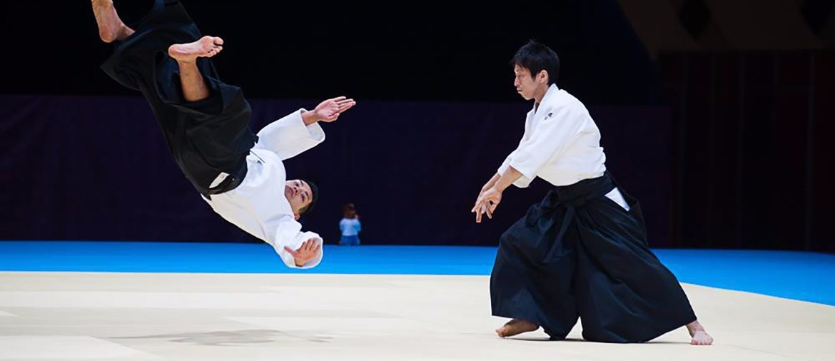 ryuji shirakawa during world combat games 2013